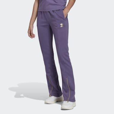 Pantalon de survêtement Violet Femmes Originals