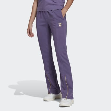 Track Pants Fioletowy