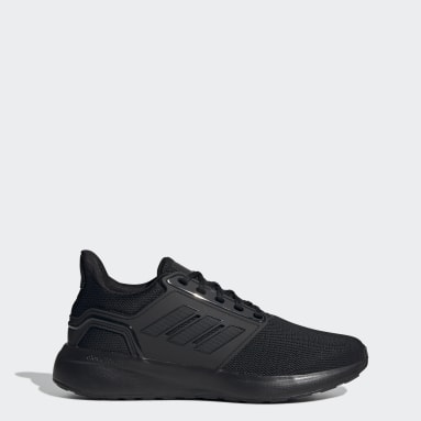 Men Running Black EQ19 Run Shoes