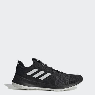 Men Running Black Sensebounce + ACE Shoes