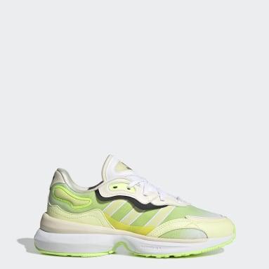 Baskets - Jaune - Femmes | adidas France