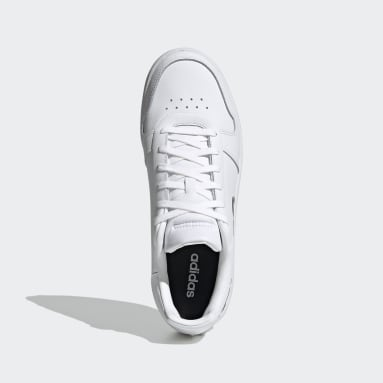 Zapatillas Hoops 2.0 Blanco Hombre Diseño Deportivo