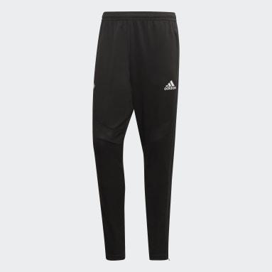 Pants de Entrenamiento TAN Negro Hombre Fútbol