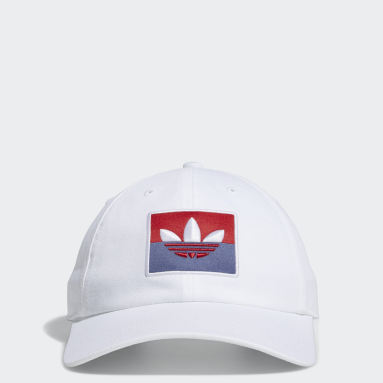Men's Originals Pink Slice Trefoil Strap Back Hat