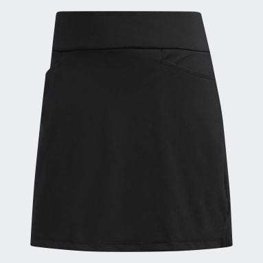 Women Golf Black Ultimate Sport Skort