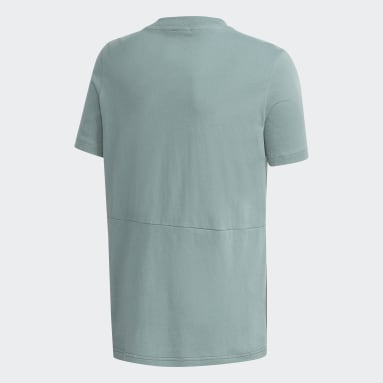 T-shirt Classics vert Adolescents Essentials