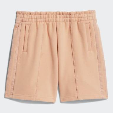 Shorts Felpa Francesa Rosa Niño Originals