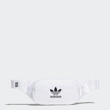 Originals White Essential Crossbody Bag