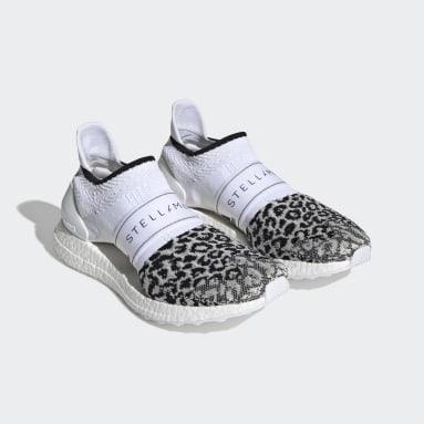 Women adidas by Stella McCartney Black Ultraboost X 3D Knit Shoes