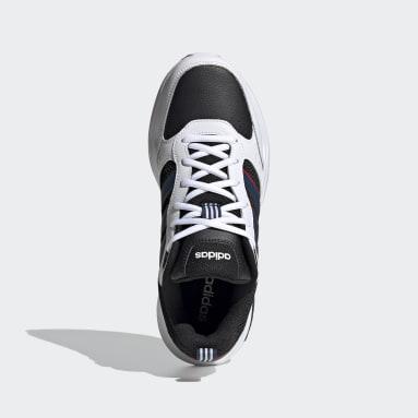 Men Sport Inspired Black Strutter Shoes