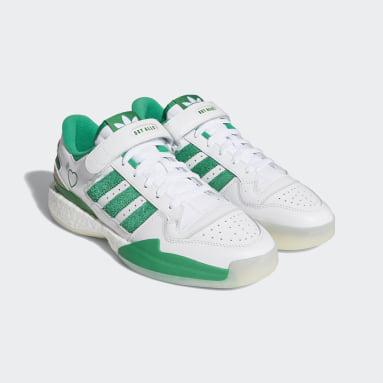 Originals White Human Made Forum Shoes