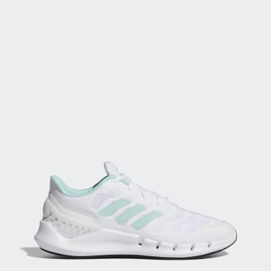 Women Running White Climacool Ventania Shoes