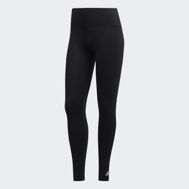 Women's Yoga Black Believe This 2.0 Long Tights