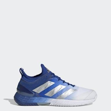 Tennis blauw Adizero Ubersonic 4 Tennis Schoenen