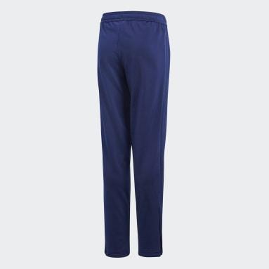 Pantalón Condivo 18 Azul Niño Gimnasio Y Entrenamiento