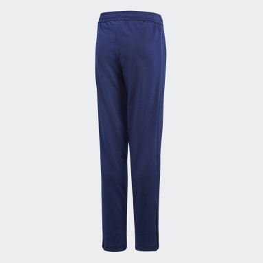 Pantaloni Condivo 18 Blu Bambini Fitness & Training