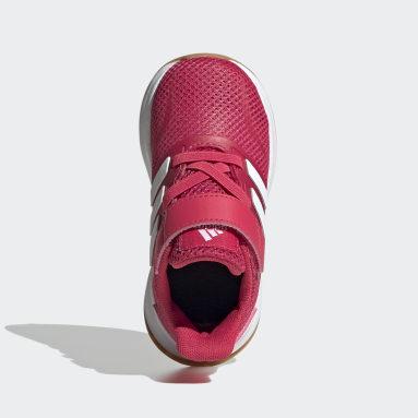 Girls Running Pink Run Falcon Shoes