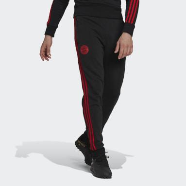 Pantalón FC Bayern Negro Hombre Fútbol