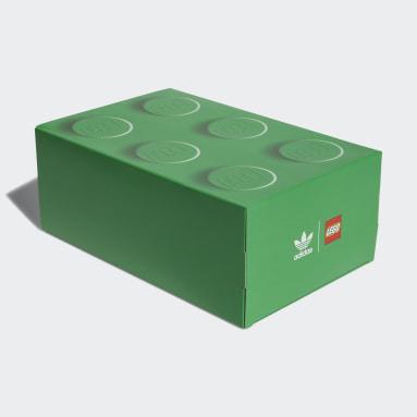 зеленый Кроссовки adidas ZX 8000 x LEGO®