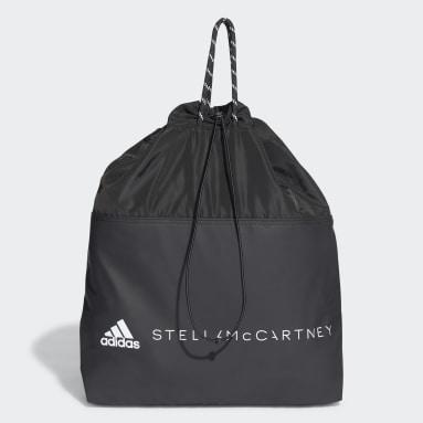Women adidas by Stella McCartney Black adidas by Stella McCartney Gym Sack