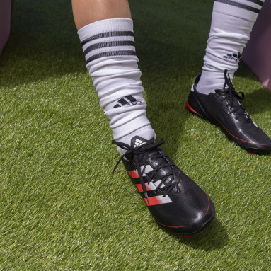 Football Black Gamemode Firm Ground Boots