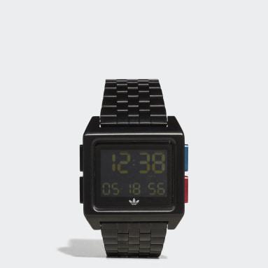 Originals Black ARCHIVE_M1 Watch