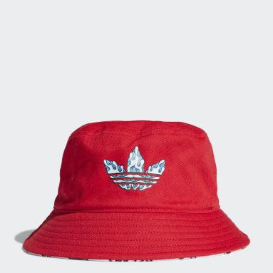 Kids Originals Red Originals x Aaron Kai Bucket Hat