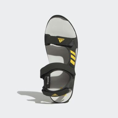 Men TERREX Grey Comfort Adi Sandals