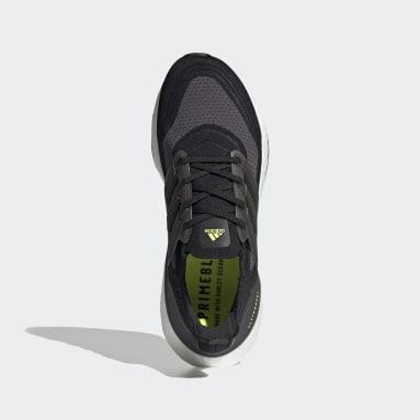 Men's Running Black Ultraboost 21 Shoes
