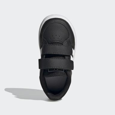 Zapatillas Breaknet Negro Niño Diseño Deportivo