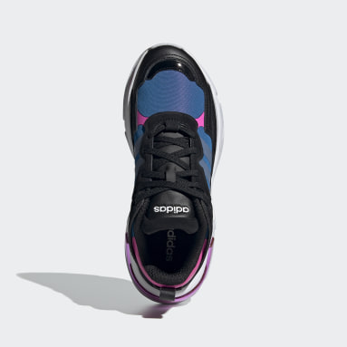 Women Sport Inspired Black Boujirun Shoes