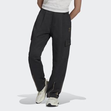 Women's Originals Black Cargo Pants