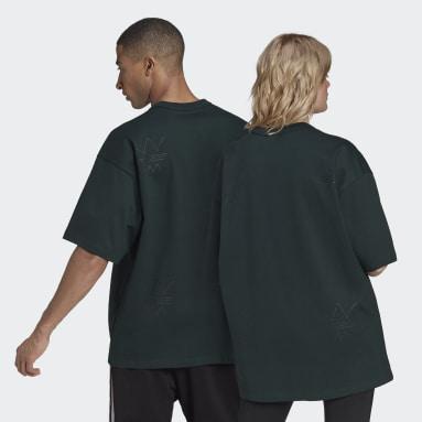 Men Originals Green R.Y.V. Graphics Tee (Gender Neutral)