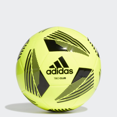 Ballon Tiro Club Jaune Football