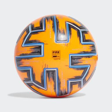 Pallone Uniforia Pro Winter Arancione Calcio