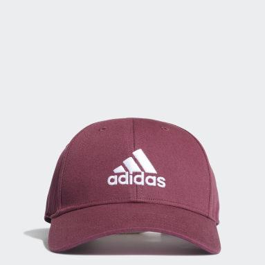 Training Burgundy Baseball Cap
