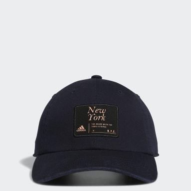 Men's Training Blue New York Relaxed Hat