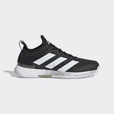 Adizero Ubersonic 4 Tennis Shoes Czerń