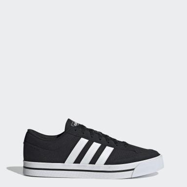 Lifestyle Black Retrovulc Shoes