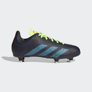 Kakari Soft Ground Boots Niebieski