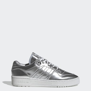 Men Originals Silver Rivalry Low Shoes
