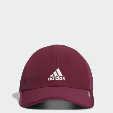Women Training Red Superlite Hat