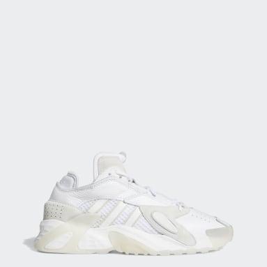 Originals White Streetball Shoes