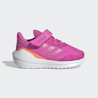 Infants Running Pink EQ21 Run Shoes