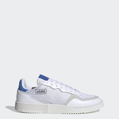 Women Originals White Supercourt Shoes
