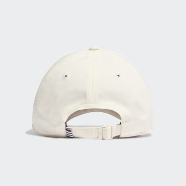 Casquette Lightweight Embroidered Baseball Blanc Volley-ball
