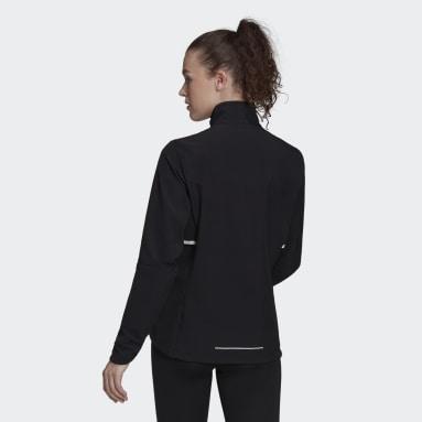 Giacca adidas Own The Run Soft Shell Nero Donna Running