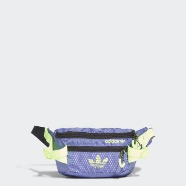 Originals Μωβ Adventure Waist Bag Small