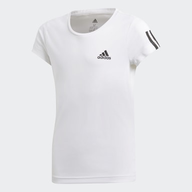 Dívky Joga bílá Tričko Equipment
