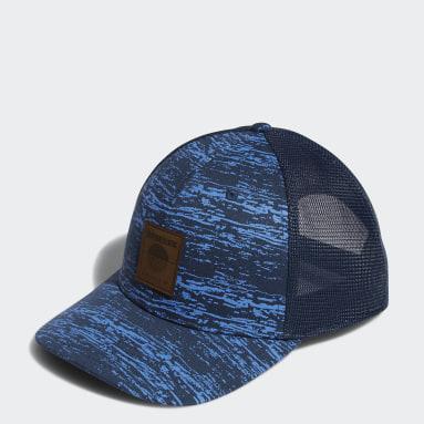 SD TRUCKER Azul Hombre Golf
